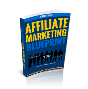 FREE eBook Affiliate Marketing Blueprint